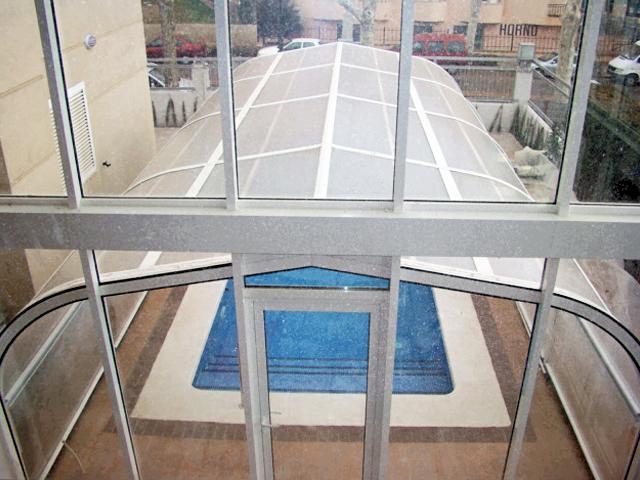 Acristalamiento, cerramiento y cubierta piscina 11