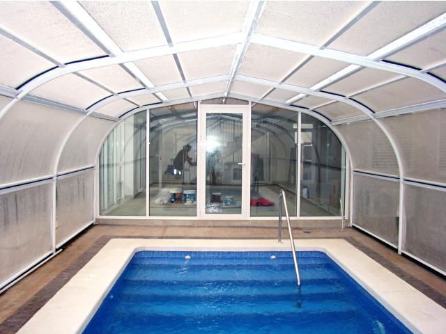 Acristalamiento, cerramiento y cubierta piscina 9